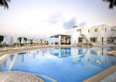 Lindos View Hotel swimming pool